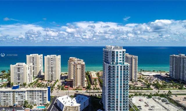 1920 S Ocean Dr 4C, Hallandale Beach, FL 33009 (MLS #A10971698) :: Green Realty Properties
