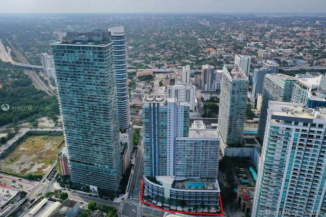 1250 S Miami Ave #1807, Miami, FL 33130 (MLS #A10971789) :: Green Realty Properties