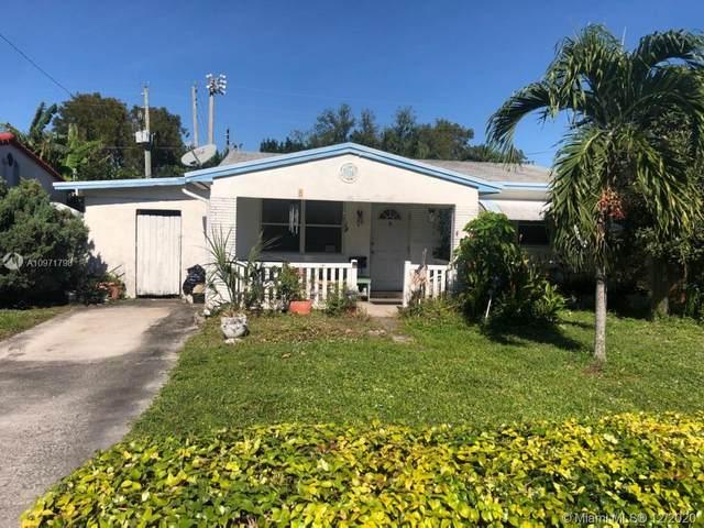 2231 Thomas St, Hollywood, FL 33020 (MLS #A10971798) :: Berkshire Hathaway HomeServices EWM Realty