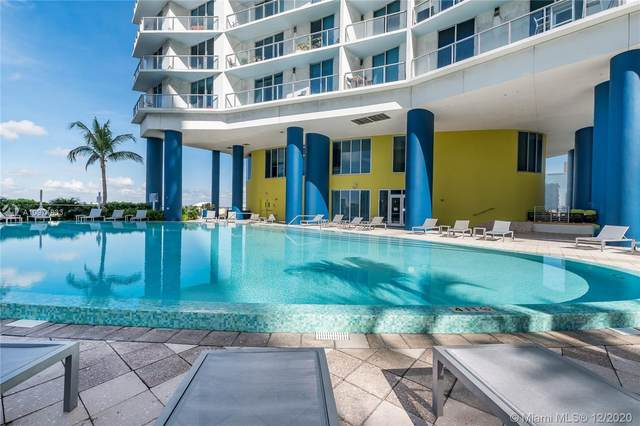 185 SW 7th St #2602, Miami, FL 33130 (MLS #A10971833) :: The Teri Arbogast Team at Keller Williams Partners SW