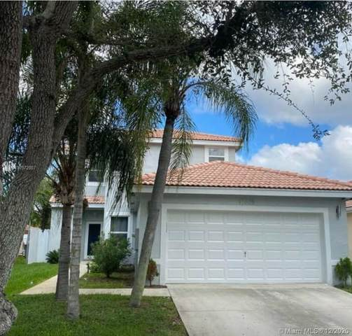 17625 SW 20th St, Miramar, FL 33029 (MLS #A10972007) :: Carole Smith Real Estate Team
