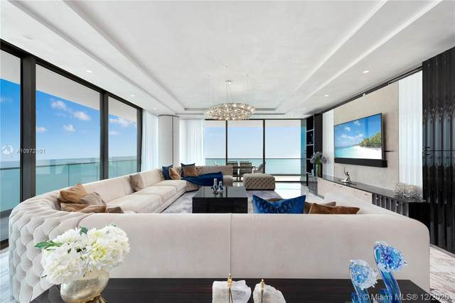 10203 Collins Ave #2601, Bal Harbour, FL 33154 (MLS #A10972101) :: Prestige Realty Group