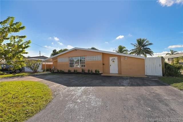 7678 Ramona St, Miramar, FL 33023 (MLS #A10972102) :: Miami Villa Group
