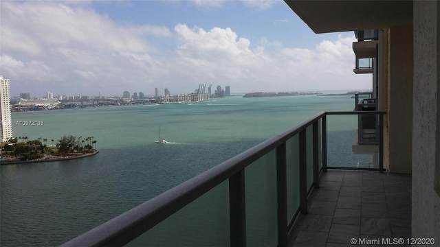 1155 Brickell Bay Dr #2406, Miami, FL 33131 (MLS #A10972103) :: Patty Accorto Team