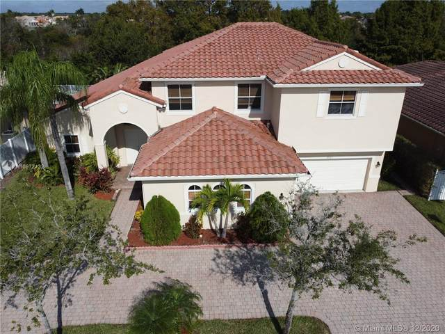 18923 SW 7th St, Pembroke Pines, FL 33029 (MLS #A10972132) :: Laurie Finkelstein Reader Team