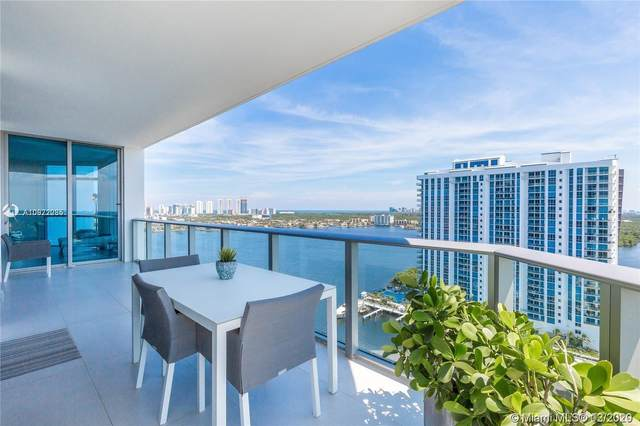 17301 Biscayne Blvd #2001, North Miami Beach, FL 33160 (MLS #A10972285) :: GK Realty Group LLC