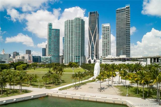 1100 Biscayne Blvd #5002, Miami, FL 33132 (MLS #A10972286) :: The Teri Arbogast Team at Keller Williams Partners SW