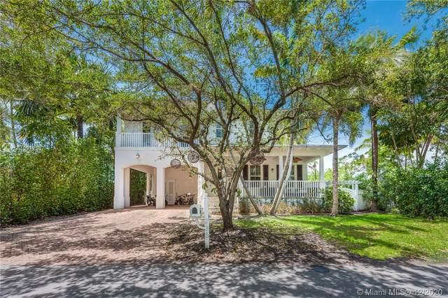 235 Cranwood Dr, Key Biscayne, FL 33149 (MLS #A10972307) :: Miami Villa Group