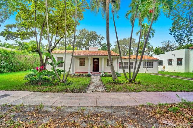 818 Pizarro St, Coral Gables, FL 33134 (MLS #A10972325) :: Carole Smith Real Estate Team
