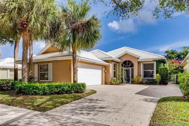 1140 Bear Island Dr, West Palm Beach, FL 33409 (MLS #A10972345) :: Laurie Finkelstein Reader Team