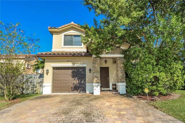 8571 SW 210th Ter, Cutler Bay, FL 33189 (MLS #A10972376) :: Berkshire Hathaway HomeServices EWM Realty
