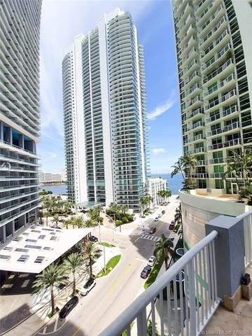 170 SE 14th St #2807, Miami, FL 33131 (MLS #A10972461) :: Search Broward Real Estate Team