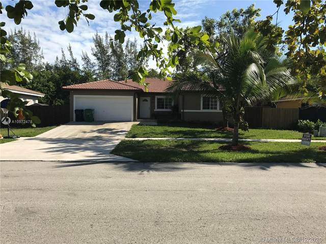 20301 SW 79th Ave, Cutler Bay, FL 33189 (MLS #A10972478) :: Laurie Finkelstein Reader Team