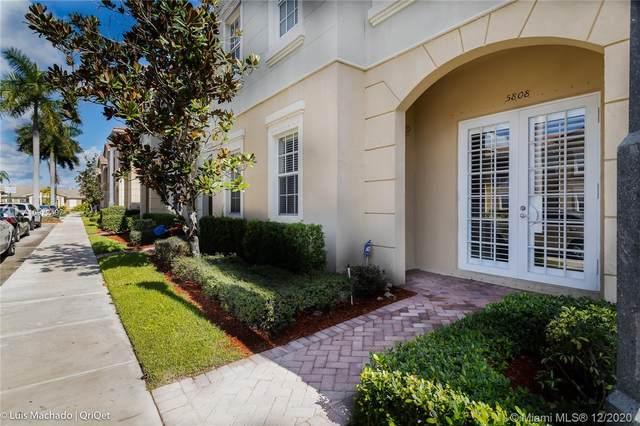 5808 Hampton Hills Blvd #5104, Tamarac, FL 33321 (MLS #A10972497) :: Carole Smith Real Estate Team