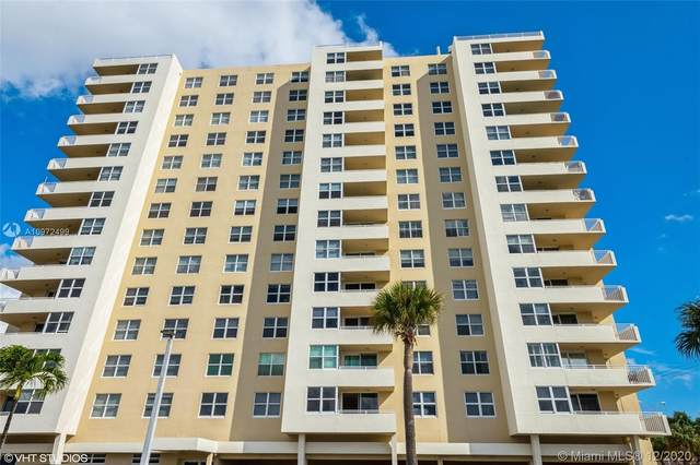 2639 N Riverside Dr #505, Pompano Beach, FL 33062 (MLS #A10972499) :: Berkshire Hathaway HomeServices EWM Realty