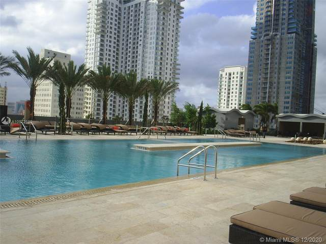 50 Biscayne Blvd #906, Miami, FL 33132 (MLS #A10972680) :: Podium Realty Group Inc