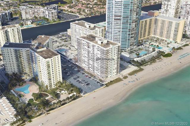 2751 S Ocean Dr 308S, Hollywood, FL 33019 (MLS #A10972686) :: Search Broward Real Estate Team