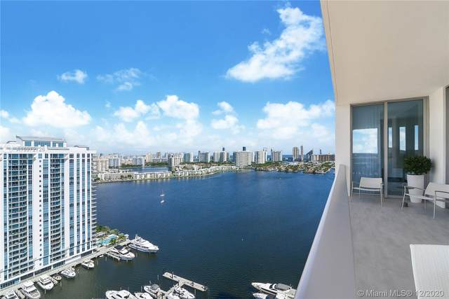 17111 Biscayne Blvd Ph1, North Miami Beach, FL 33160 (MLS #A10972726) :: KBiscayne Realty