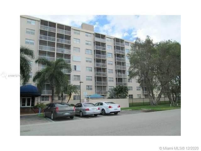 1251 NE 108th St #607, Miami, FL 33161 (MLS #A10972746) :: Search Broward Real Estate Team