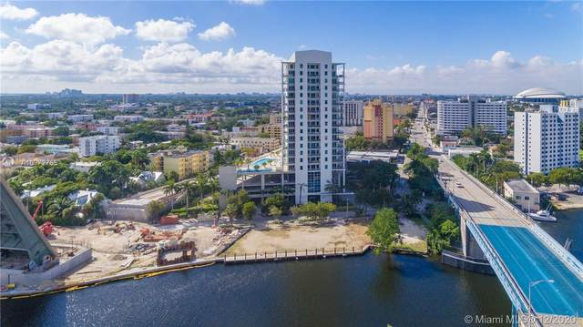 10 SW South River Dr #909, Miami, FL 33130 (MLS #A10972755) :: The Riley Smith Group