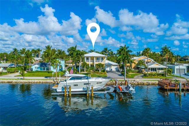 721 N Southlake Dr, Hollywood, FL 33019 (MLS #A10972771) :: Carole Smith Real Estate Team