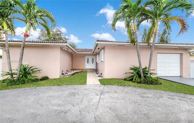 240 S Royal Poinciana Blvd, Miami Springs, FL 33166 (MLS #A10972793) :: The Riley Smith Group