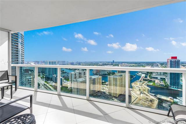 1800 S Ocean Dr #3207, Hallandale Beach, FL 33009 (MLS #A10972865) :: Patty Accorto Team