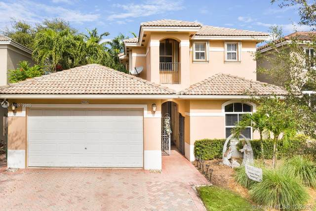 9039 SW 162nd St, Palmetto Bay, FL 33157 (MLS #A10972960) :: THE BANNON GROUP at RE/MAX CONSULTANTS REALTY I
