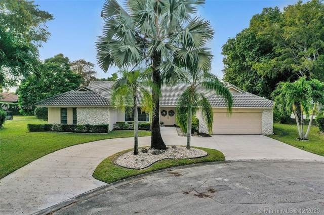146 NW 84th Way, Coral Springs, FL 33071 (MLS #A10972986) :: THE BANNON GROUP at RE/MAX CONSULTANTS REALTY I