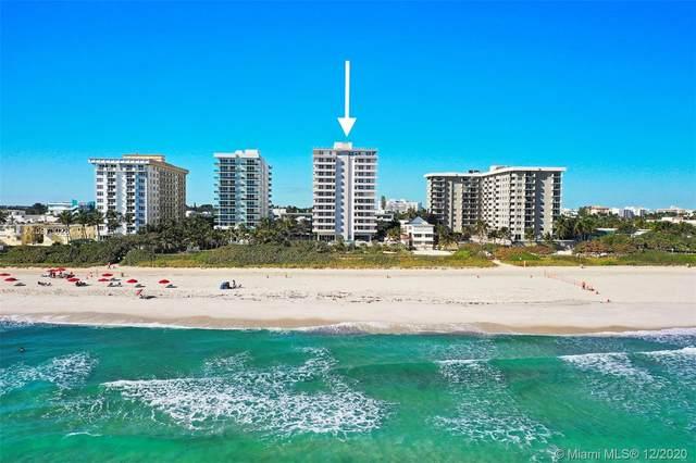 9225 Collins Ave #310, Surfside, FL 33154 (MLS #A10973028) :: Patty Accorto Team