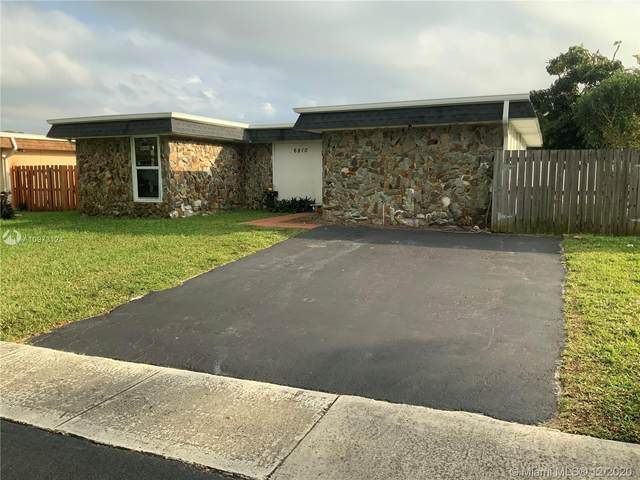 6810 NW 78th Ct, Tamarac, FL 33321 (MLS #A10973124) :: THE BANNON GROUP at RE/MAX CONSULTANTS REALTY I