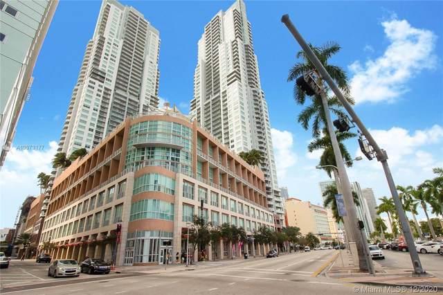 253 NE 2nd St #904, Miami, FL 33132 (MLS #A10973177) :: Albert Garcia Team