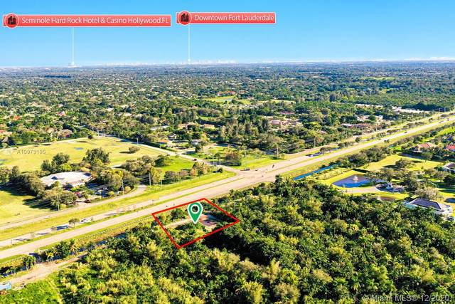 0000 S Flamingo Rd, Davie, FL 33325 (MLS #A10973195) :: Berkshire Hathaway HomeServices EWM Realty