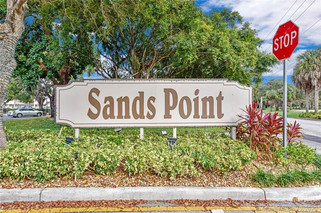 8380 Sands Point Blvd J305, Tamarac, FL 33321 (MLS #A10973245) :: Green Realty Properties
