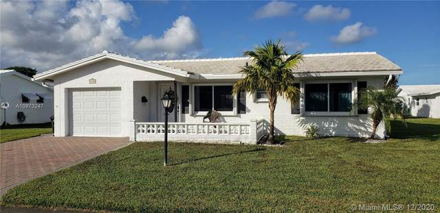 1505 SW 22nd Way, Boynton Beach, FL 33426 (MLS #A10973247) :: THE BANNON GROUP at RE/MAX CONSULTANTS REALTY I