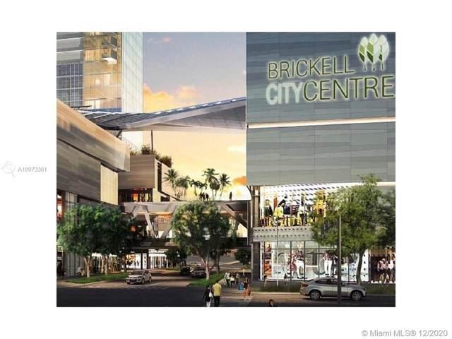 88 SW 7th St #4007, Miami, FL 33130 (MLS #A10973361) :: Castelli Real Estate Services