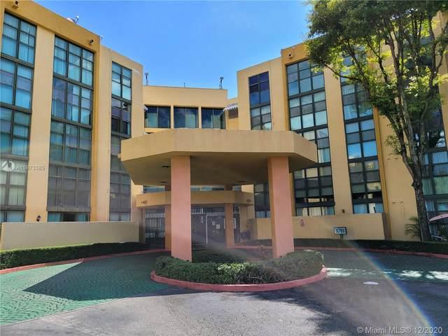 11780 SW 18th St 502-2, Miami, FL 33175 (MLS #A10973385) :: Carole Smith Real Estate Team