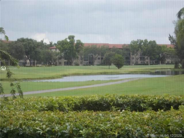 12500 SW 6th St 212N, Pembroke Pines, FL 33027 (MLS #A10973451) :: Berkshire Hathaway HomeServices EWM Realty
