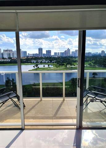 3625 N Country Club Dr #1208, Aventura, FL 33180 (MLS #A10973509) :: Castelli Real Estate Services