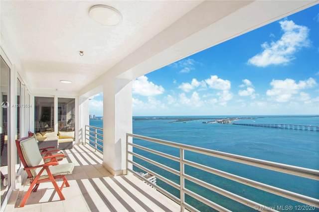 1541 Brickell Ave Ph A-3902, Miami, FL 33129 (MLS #A10973534) :: Prestige Realty Group