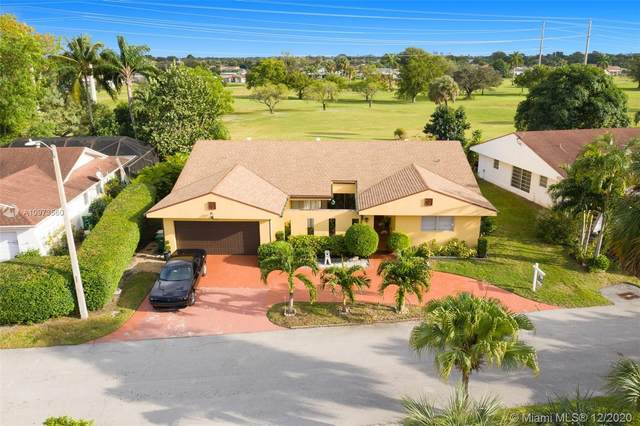 5006 N Travelers Palm Ln, Tamarac, FL 33319 (MLS #A10973560) :: THE BANNON GROUP at RE/MAX CONSULTANTS REALTY I