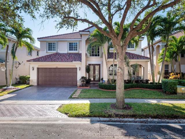 4144 Laurel Ridge Cir, Weston, FL 33331 (MLS #A10973597) :: Search Broward Real Estate Team
