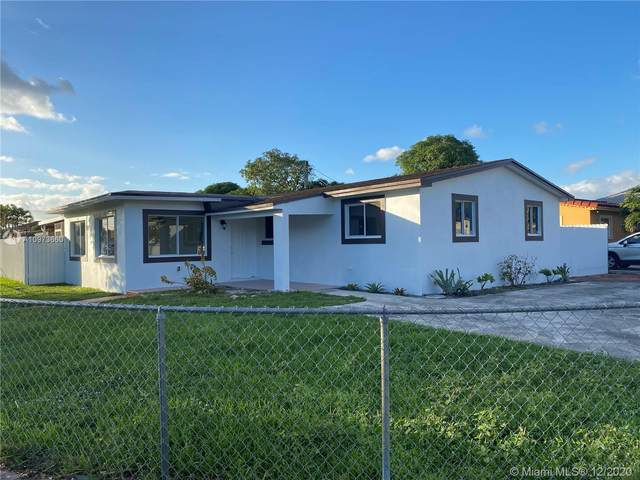3500 W 13th Ave, Hialeah, FL 33012 (MLS #A10973660) :: THE BANNON GROUP at RE/MAX CONSULTANTS REALTY I