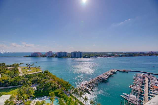 1000 S Pointe Dr #1504, Miami Beach, FL 33139 (MLS #A10973695) :: Prestige Realty Group