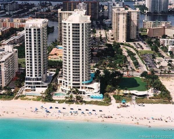 17375 Collins Ave #2605, Sunny Isles Beach, FL 33160 (MLS #A10973789) :: Berkshire Hathaway HomeServices EWM Realty