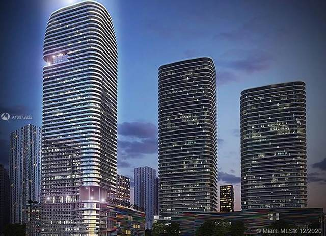 801 S Miami Ave #4509, Miami, FL 33130 (MLS #A10973823) :: Patty Accorto Team