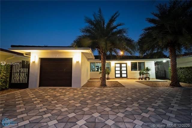 1115 Red Road, Coral Gables, FL 33144 (MLS #A10973878) :: Albert Garcia Team