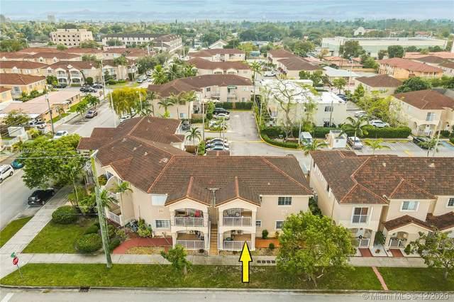 296 E 4th St #101, Hialeah, FL 33010 (MLS #A10973904) :: Green Realty Properties