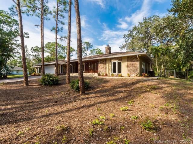 10297 Sandy Run, Jupiter, FL 33478 (MLS #A10973975) :: Berkshire Hathaway HomeServices EWM Realty
