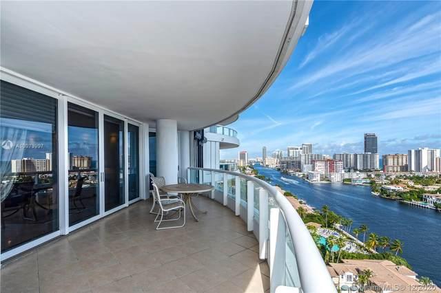 21050 NE 38th Ave #1805, Aventura, FL 33180 (MLS #A10973997) :: Carole Smith Real Estate Team